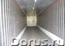Рефконтейнеры и рефрижераторные контейнеры с доставкой в Благовещенск - Торговое оборудование - В пр..., фото 1