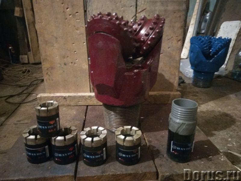 Куплю Долота шарошечные от 76 до 490 диаметров, пневмоударники , коронки - Промышленное оборудование..., фото 1