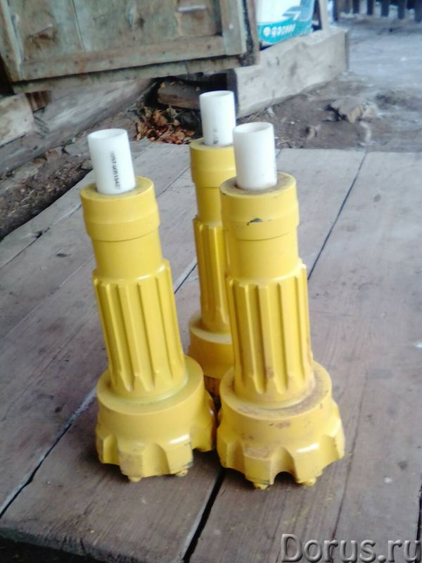 Куплю Долота шарошечные от 76 до 490 диаметров, пневмоударники , коронки - Промышленное оборудование..., фото 7