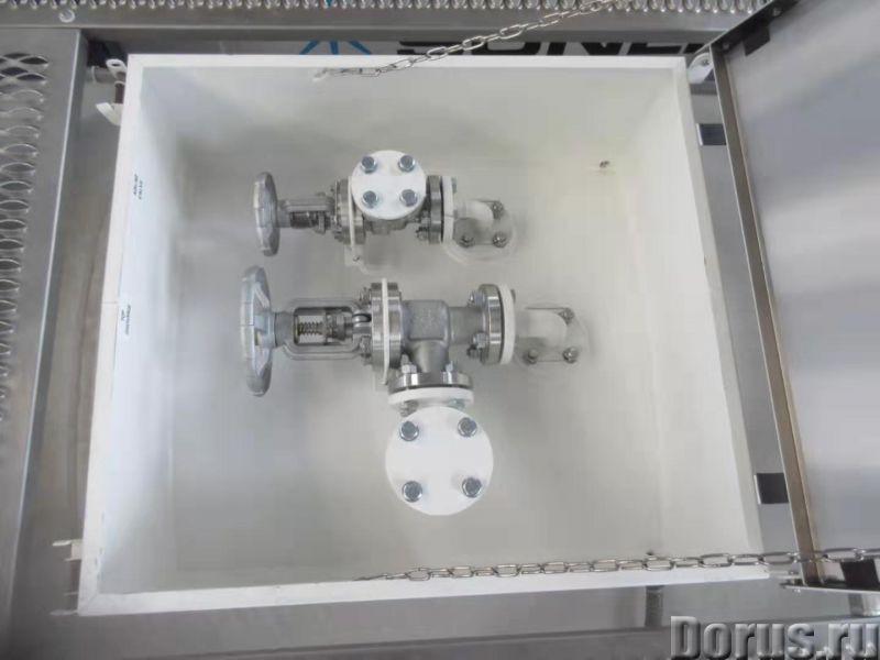 Танк-контейнер 21м3 тип Т20 для водорода фтористого безводного ООН1052, НОВЫЙ - Промышленное оборудо..., фото 2