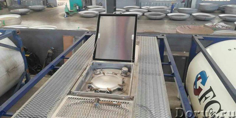 Танк-контейнер тип Т11 объём 25м3, для перевозки и хранения промышленных взрывчатых веществ,новый -..., фото 5