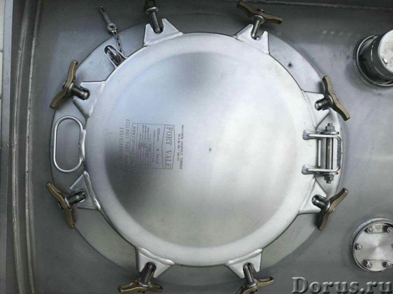Танк-контейнер тип Т11 объём 25м3, для перевозки и хранения промышленных взрывчатых веществ,новый -..., фото 6