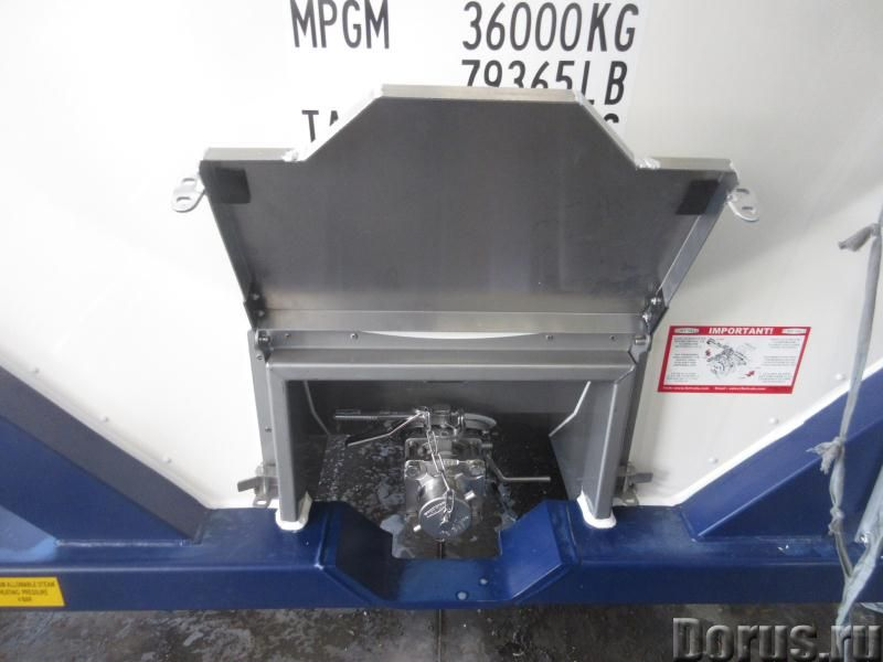 Танк-контейнер тип Т11 объём 25м3, для перевозки и хранения промышленных взрывчатых веществ,новый -..., фото 7