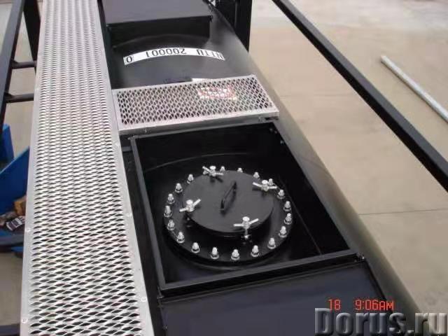 Танк-контейнер тип Т3 объём 24000 л., для перевозки и временного хранения мазута, битума, новый - Пр..., фото 2
